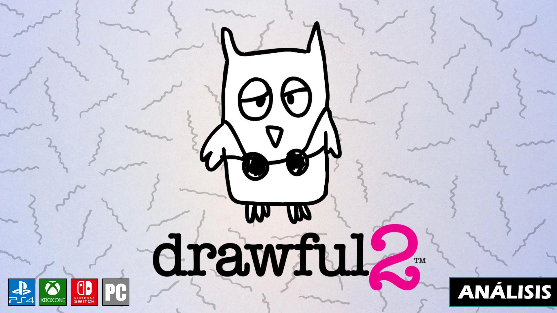 Análisis de Drawful 2 International